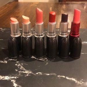 MAC Bundle - 7 Lipsticks